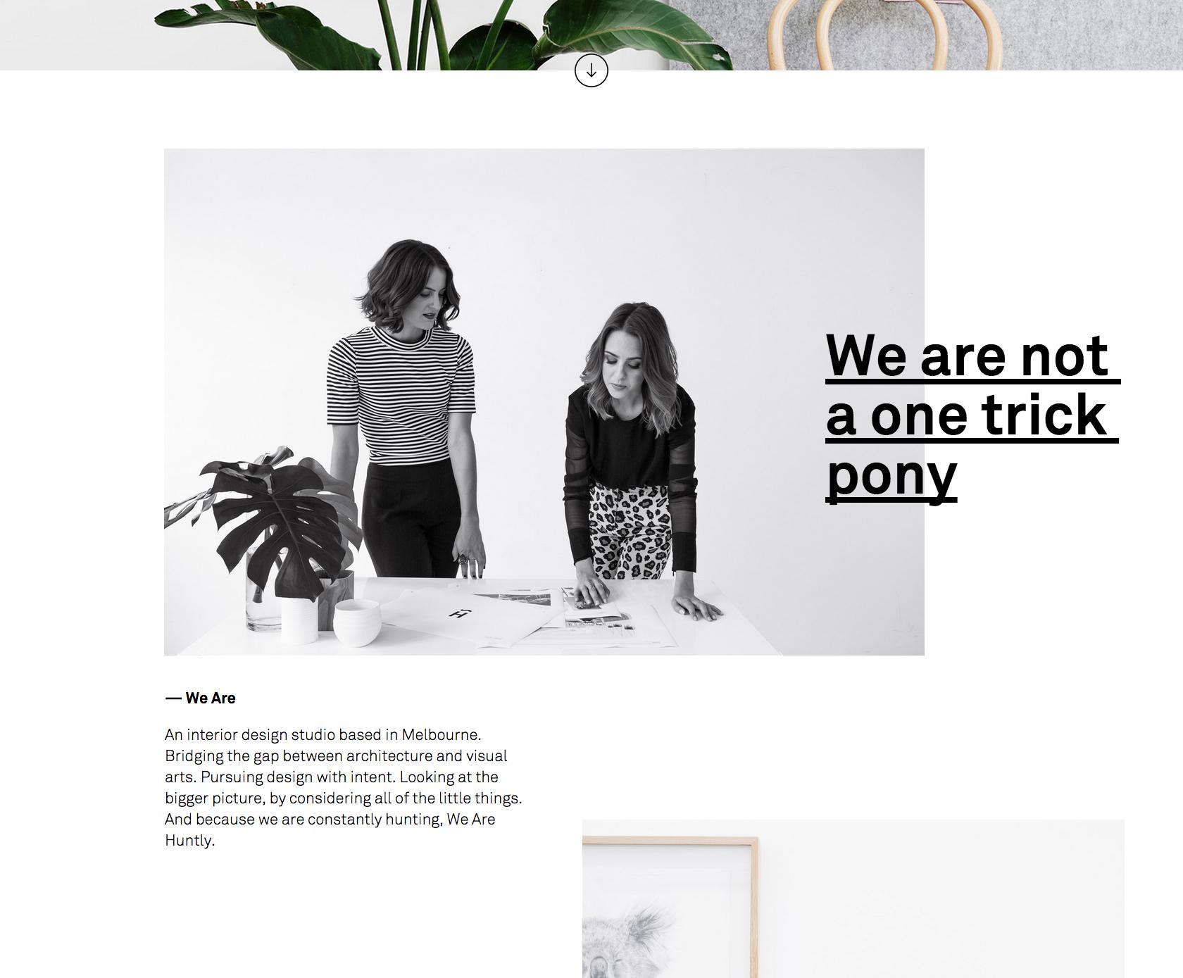 wearehuntly UI Design trends 2016