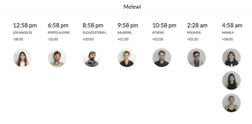 melewi-team-time-zones