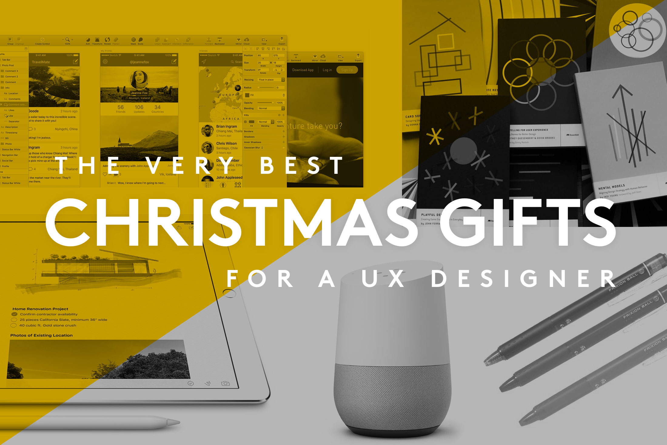the 20 best christmas gifts for ux designers 2017 edition
