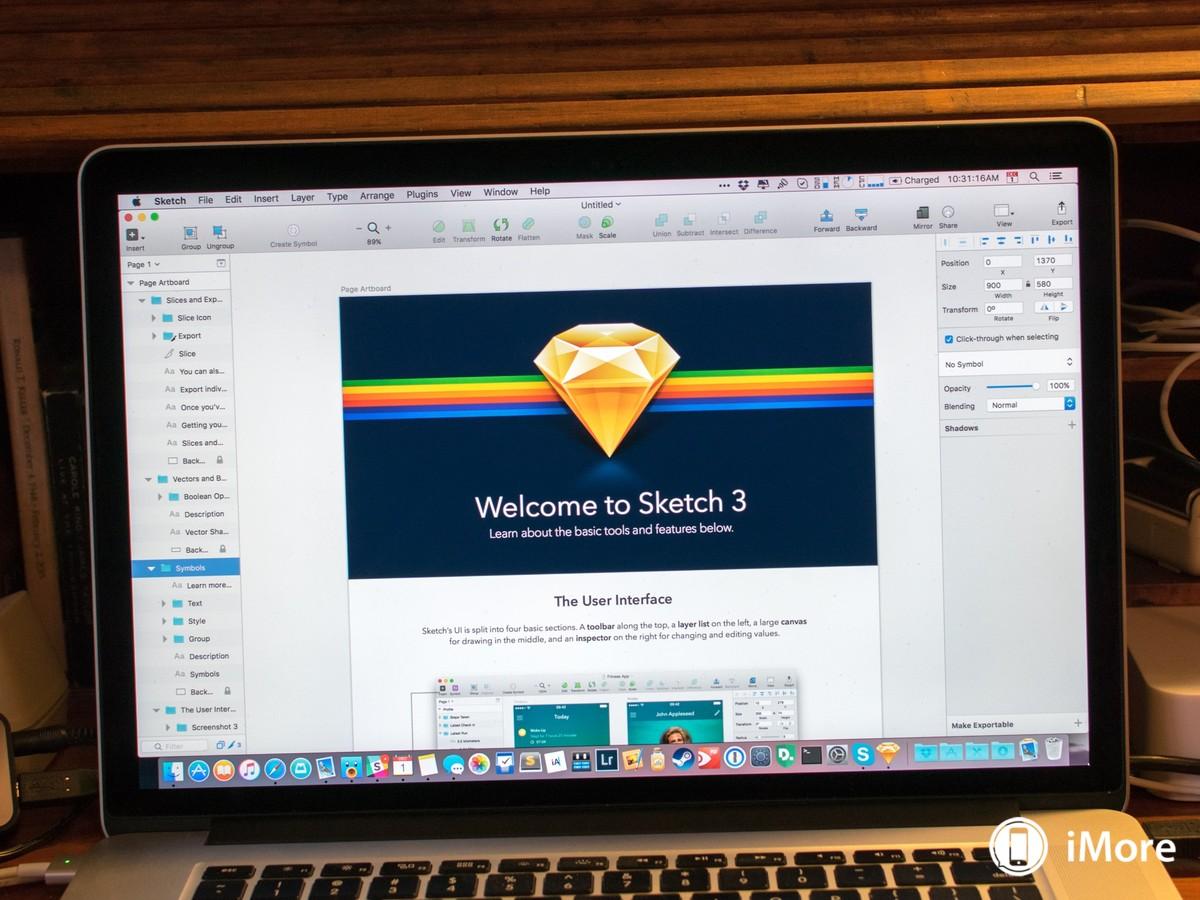 sketch-mac - ux designer