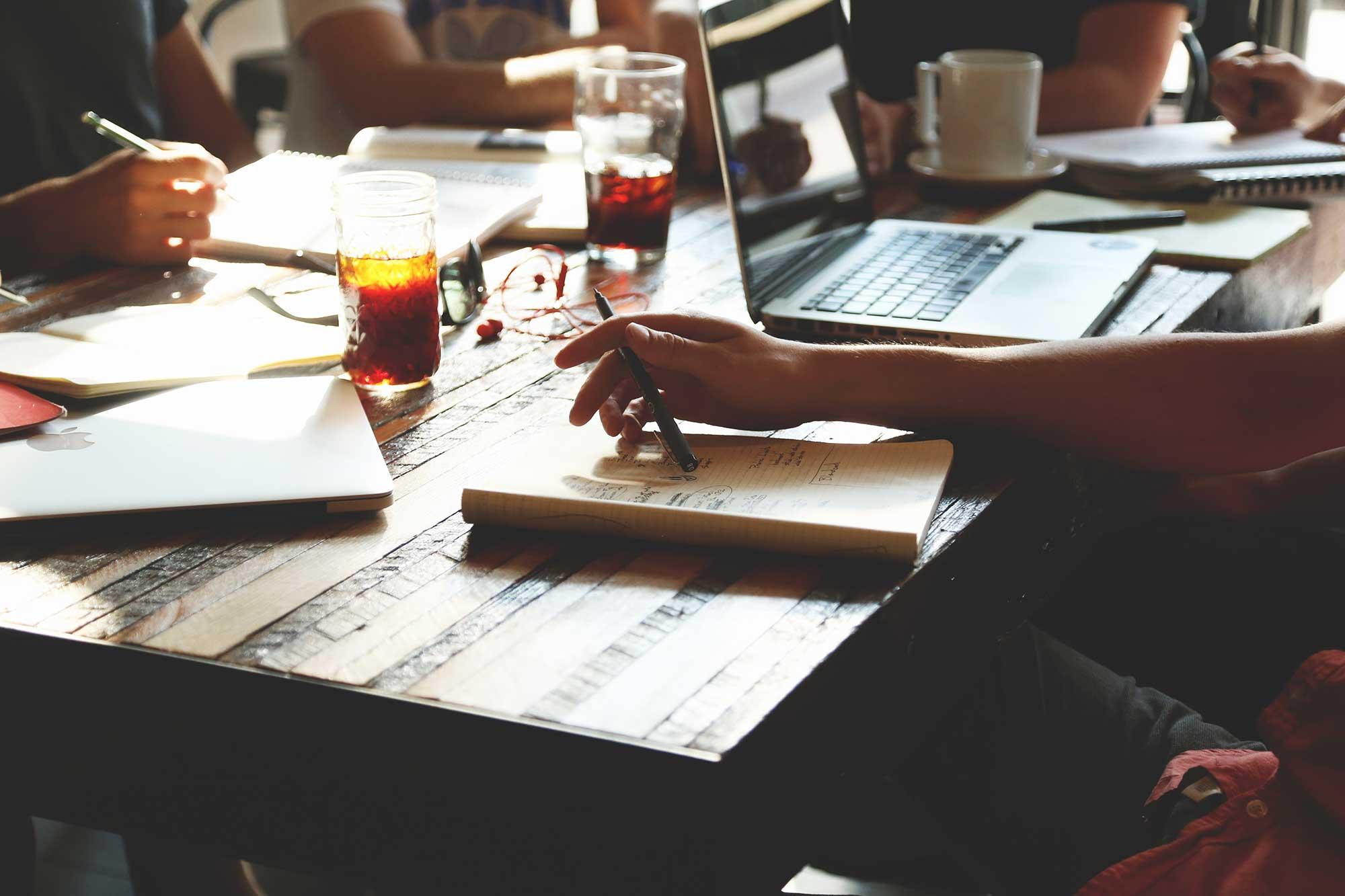 Startup Brainstorming