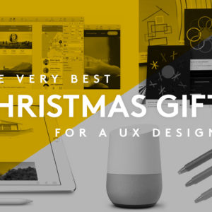 The 20 Best Christmas Gifts for UX Designers (2017 Edition)